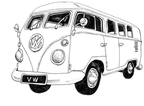 Hippie Van Coloring Pages For Adults Sketch Templates likewise Altertuemliches Auto likewise Popular Cars 1970s additionally Fashion furthermore 210486 Royalty Free Hippie Van Clipart Illustration. on 70s cars