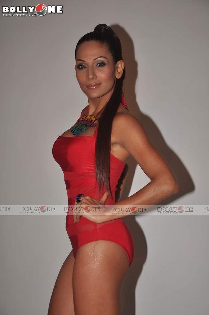 , Shaurya Chauhan Promotes Film Sadda Adda In A Bikini