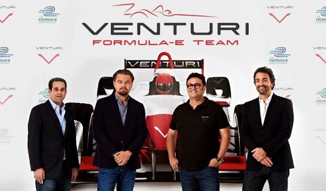 Venturi Grand Prix Formula E Team