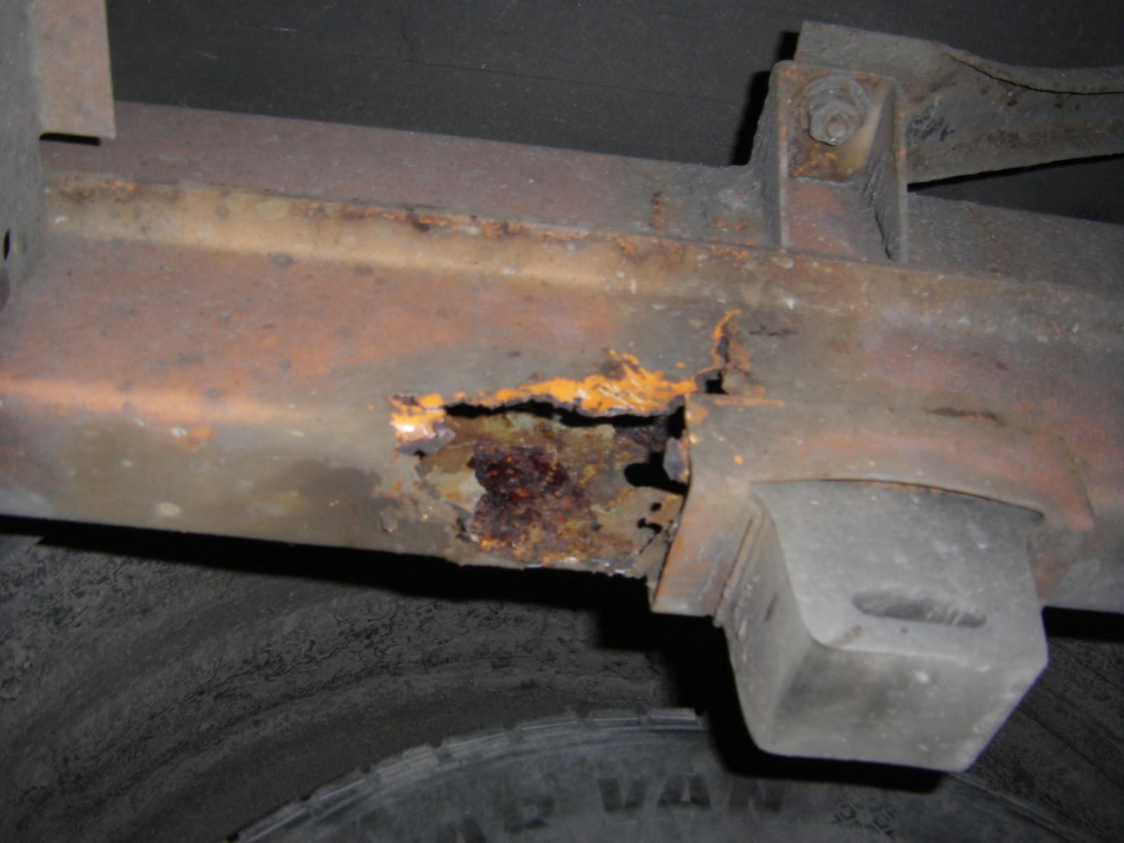 Rancke Fahrzeugbau Stade: Reparaturen