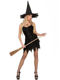 Hekse Halloween Kostume