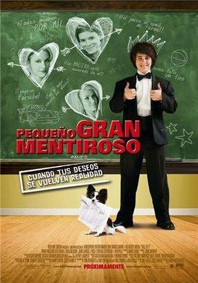 Pequeño Gran Mentiroso audio latino