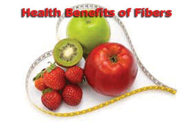 Health Benefits of Fibers