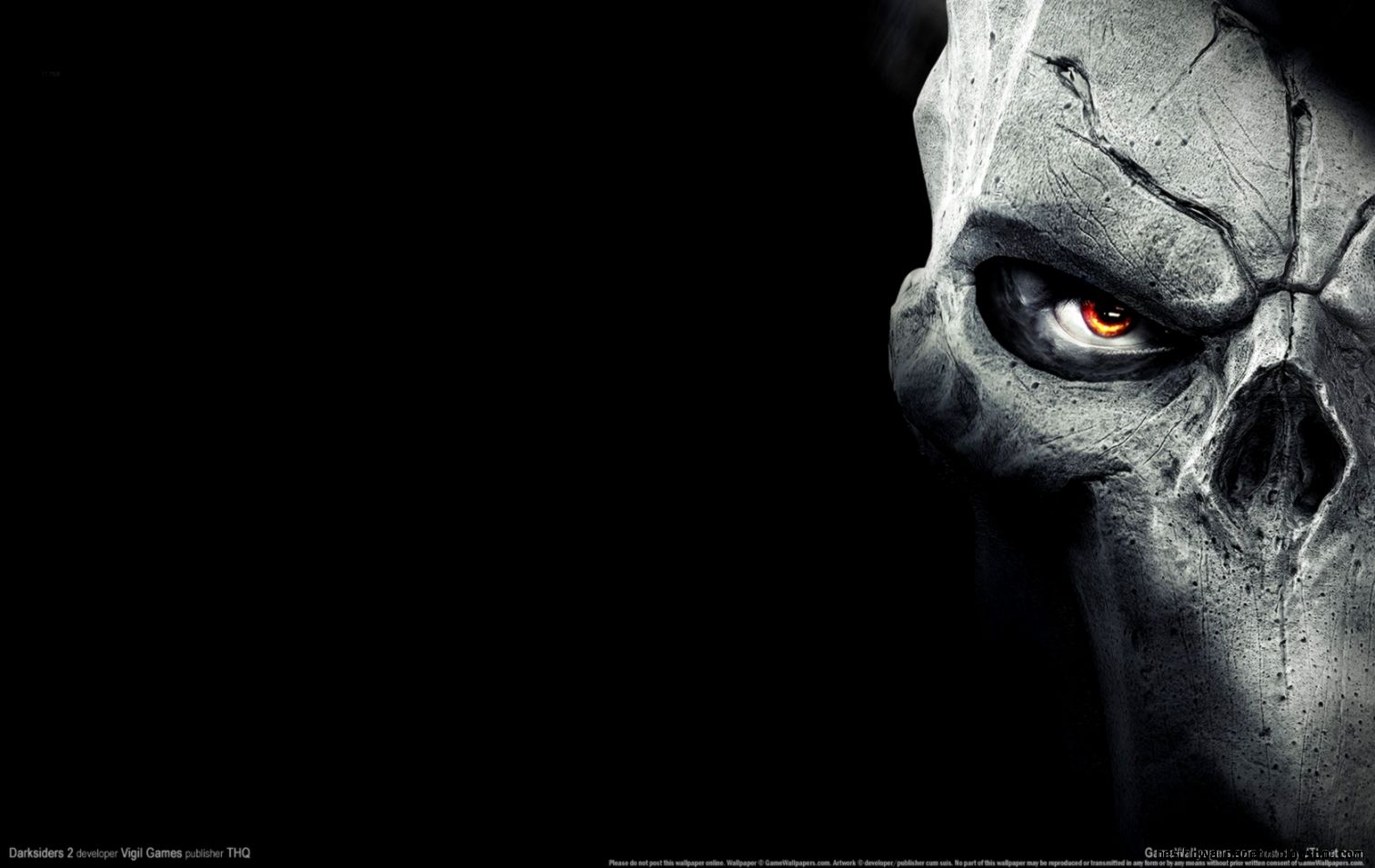 Darksiders 2 Wallpaper Hd 1080P Widescreen | HD Wallpapers Desktop ...