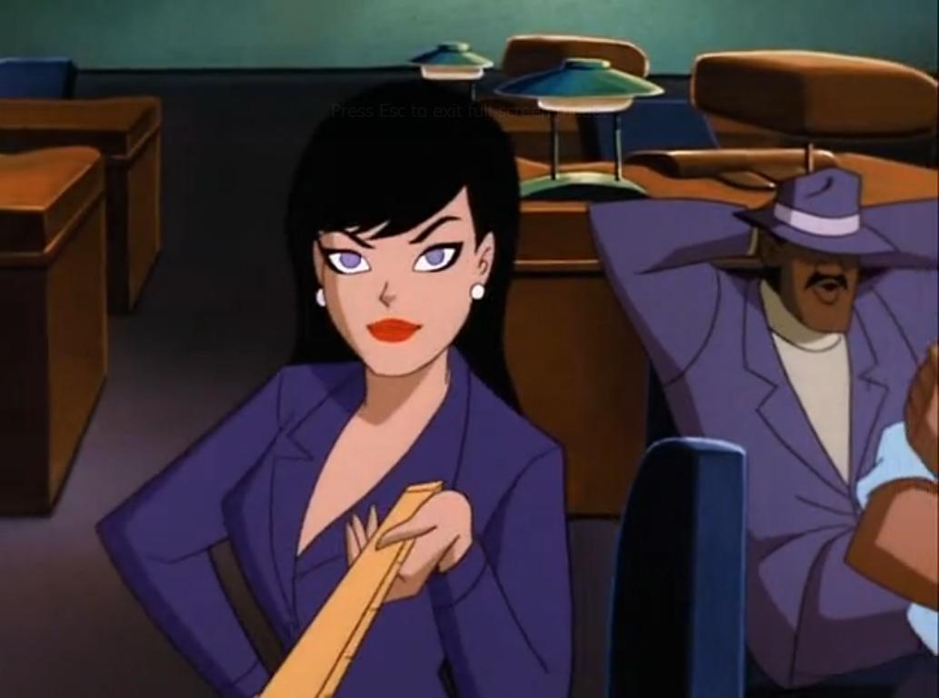 Lois lane superman tv series
