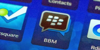 Aplikasi Chat BBM