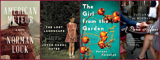 American Meteor, The Lost Landscape, The Girl from the Garden, A Paris Affair