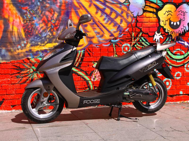 """Mi  Motomel VX150 - """"Golden Shark!"""" IMG_0710+r++800"""