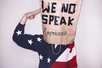 We no speak αмєяι¢αησ.