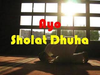 Dahsyatnya Manfaat Sholat Dhuha Untuk Kesehatan
