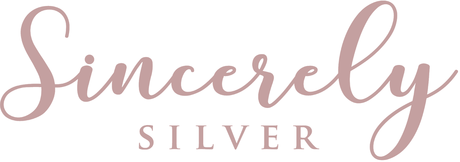Shop Sincerely Silver