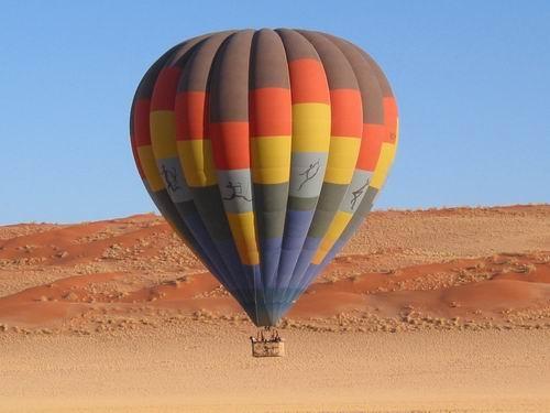 mongolfiere+namib+desert