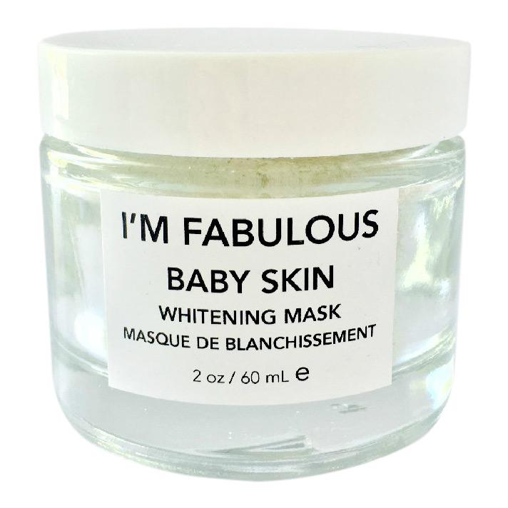 Organic Skin Whitening