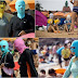 Face-kini, Face Mask Bathing Suit, Is Popular On Chinese Beach