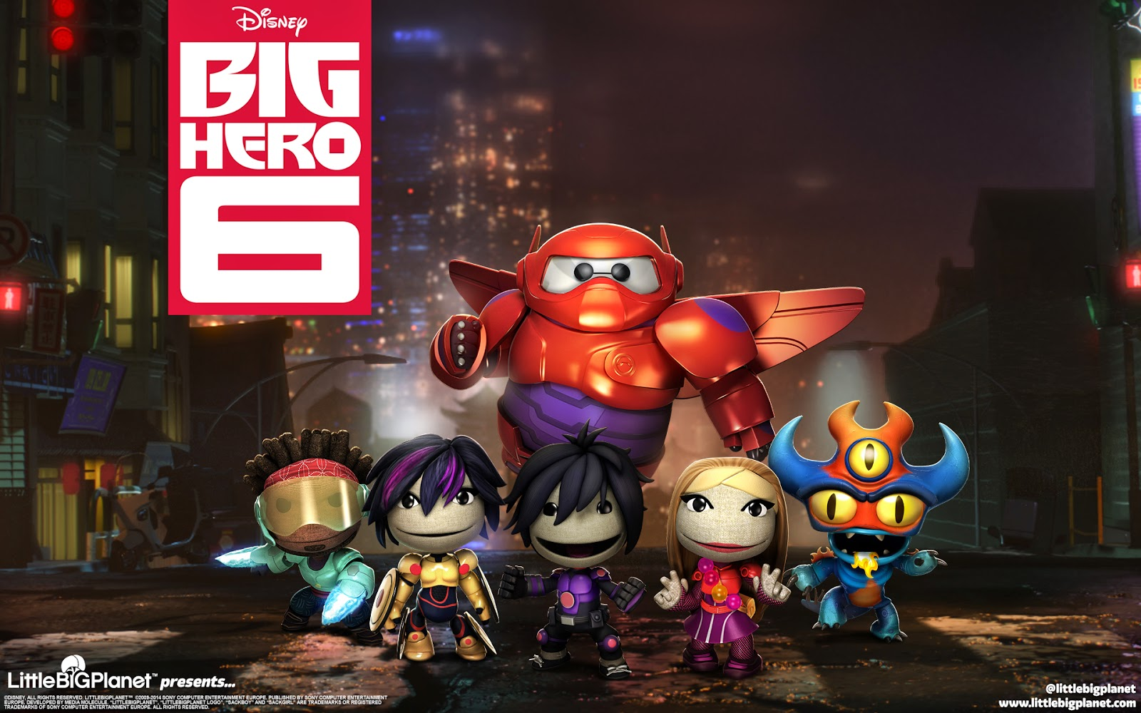 littlebigplanet big hero 6 wide