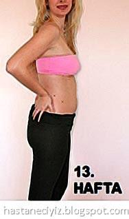 hamilelikte 13. hafta neler olur, hamileliğin 13. haftası