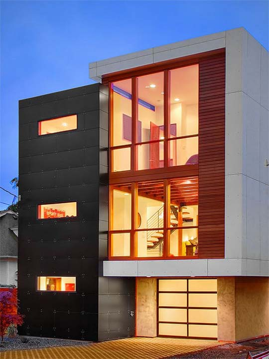 Minimalist Exterior House Design Ideas