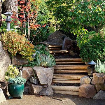 new home interior design garden path ideas mixed. Black Bedroom Furniture Sets. Home Design Ideas