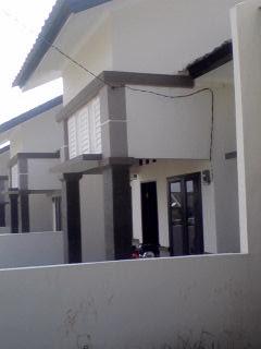 Teras Rumah Minimalis Type 75
