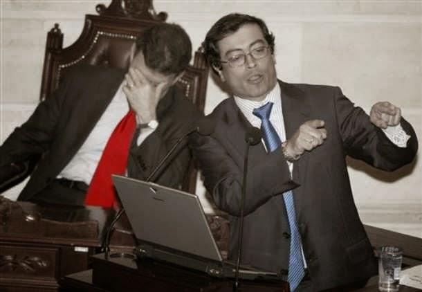 Gustavo Petro y Santos