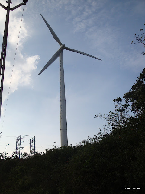 Wind Mill Farm Ramakalmedu