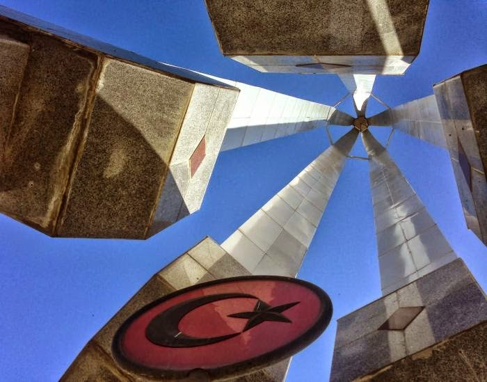 Iğdır Şehit Türkler Anıt Müzesi