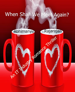 When SHall We Meet Again - indian romance fiction book and ebook