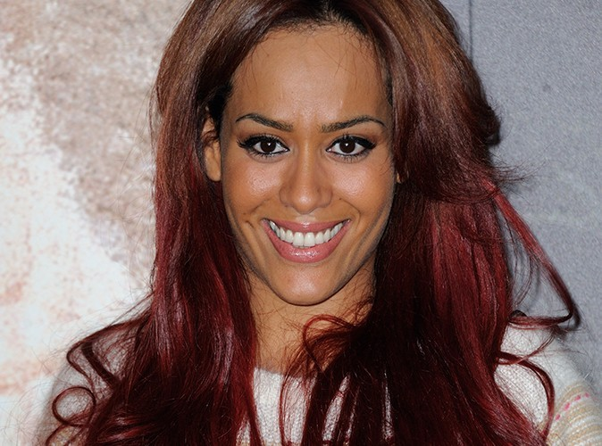 Amel Bent: finally married!