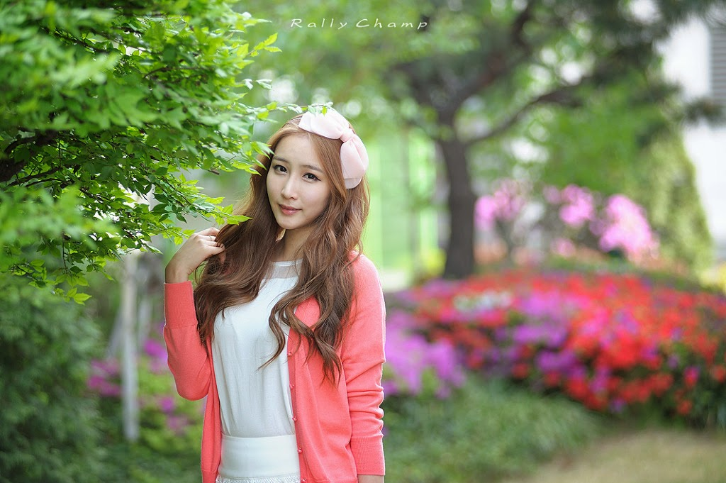 2 Oh Ah Hee - P&I 2014 - very cute asian girl-girlcute4u.blogspot.com
