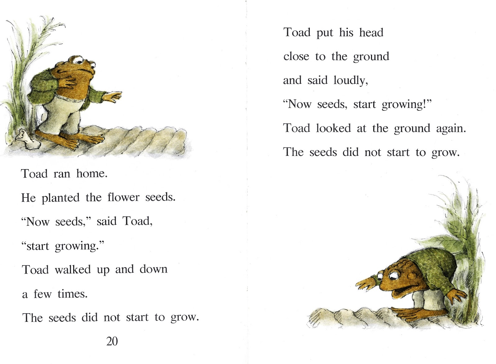 forty two jesus frog and toad and the kingdom of god