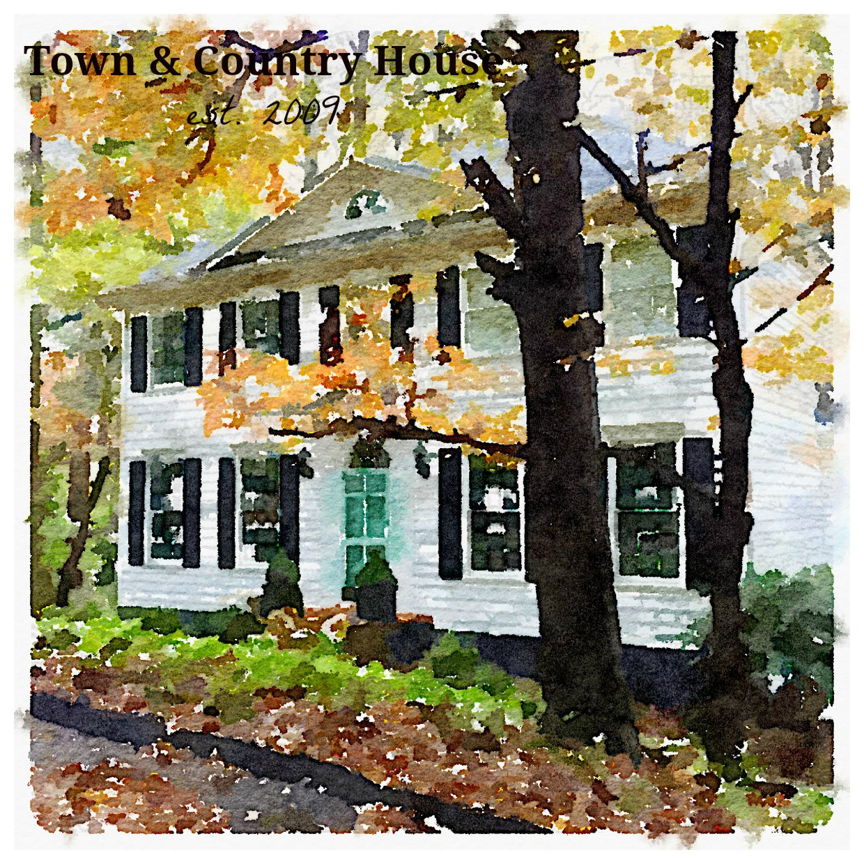 Town and Country House