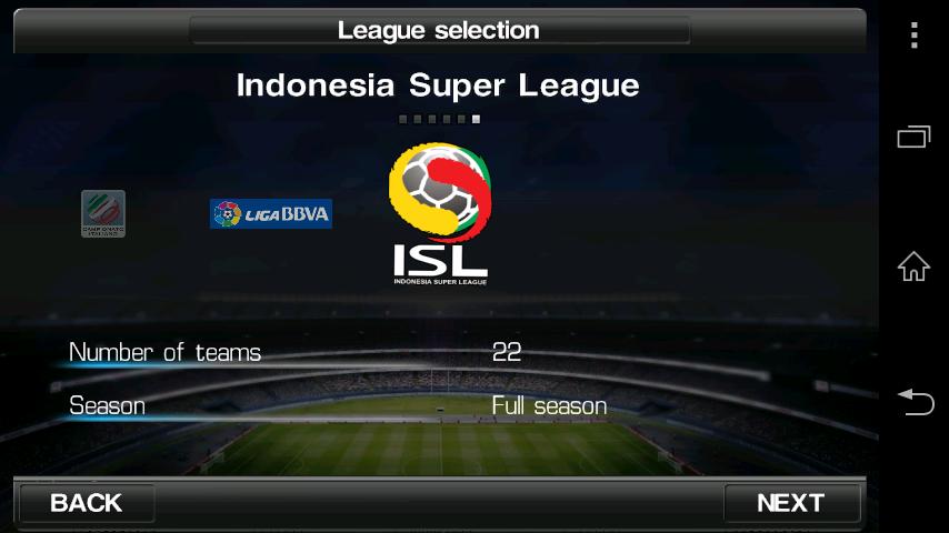 PES 2014 Tambahan Tim ISL Dan Transfer Pemain 13 14 Game Android