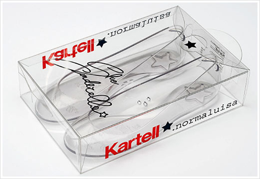Marshmallow 39 s tips kartell non solo mobili for Mobili kartell