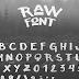 Free Font - Raw