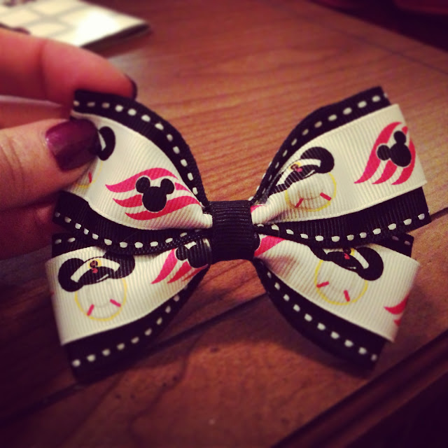 Disney Bows DIY Fish Extender Gift Ideas