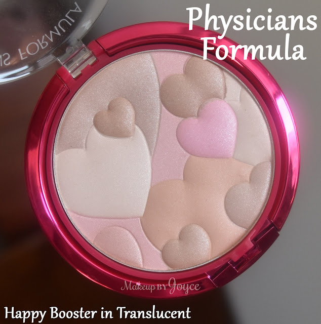 Physicians Formula Happy Booster Translucent Face Powder Review