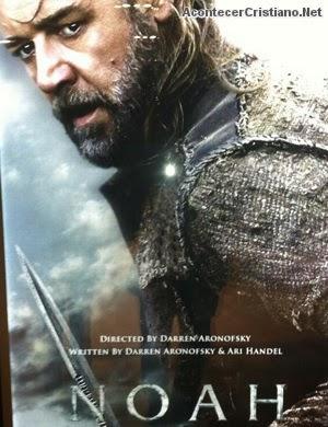 """Lanzan adelanto de la película """"Noé"""" que se basa en la Biblia"""