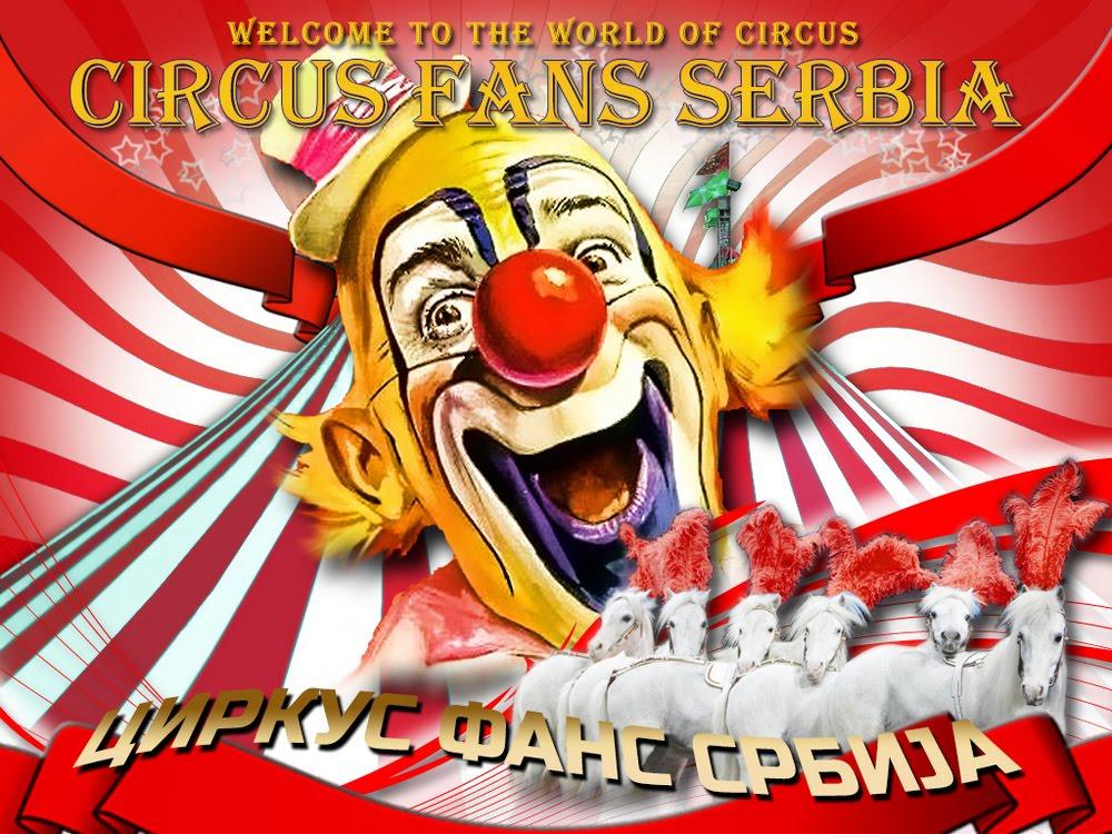 CIRCUS FANS SERBIA