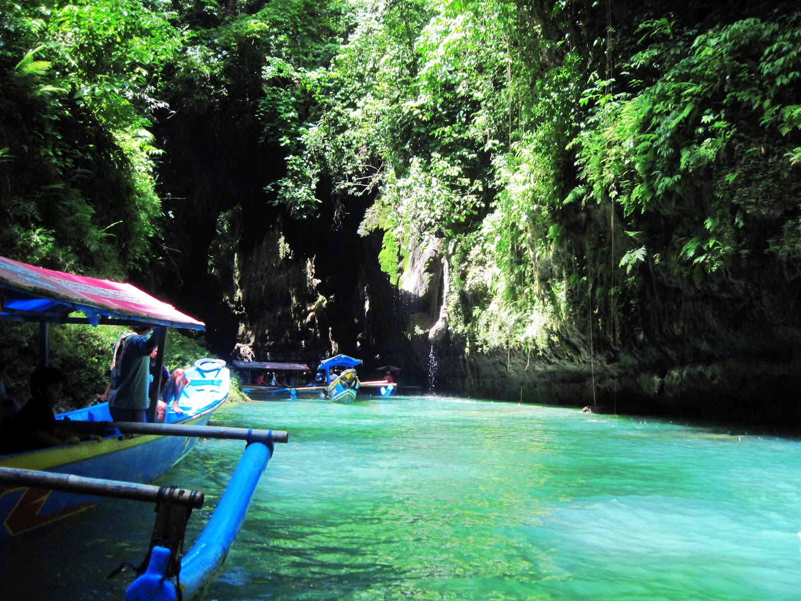 Ciamis Indonesia  city pictures gallery : INDONESIA ARTVENTURES: GREEN CANYON, CIAMIS, WEST JAVA, INDONESIA