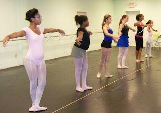 charlotte beginner ballet tap