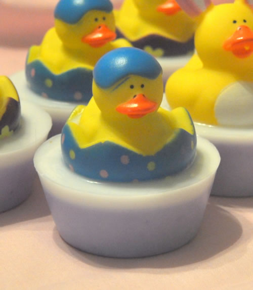 Rubber Ducky Soaps