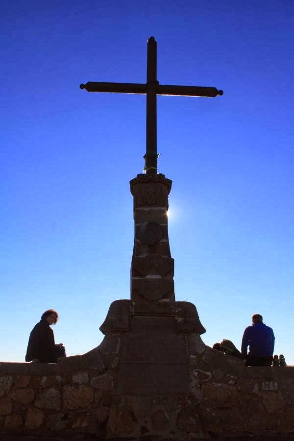 Creu del Matagalls in Montseny