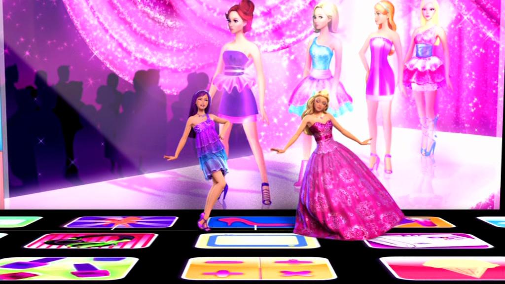 Imagensnet barbie popstar - Barbie et la princesse pop star ...