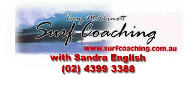 Surf Coaching Logo