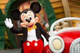 A Disney anunciou a comemoração mundial do 90º aniversário do Mickey Mouse