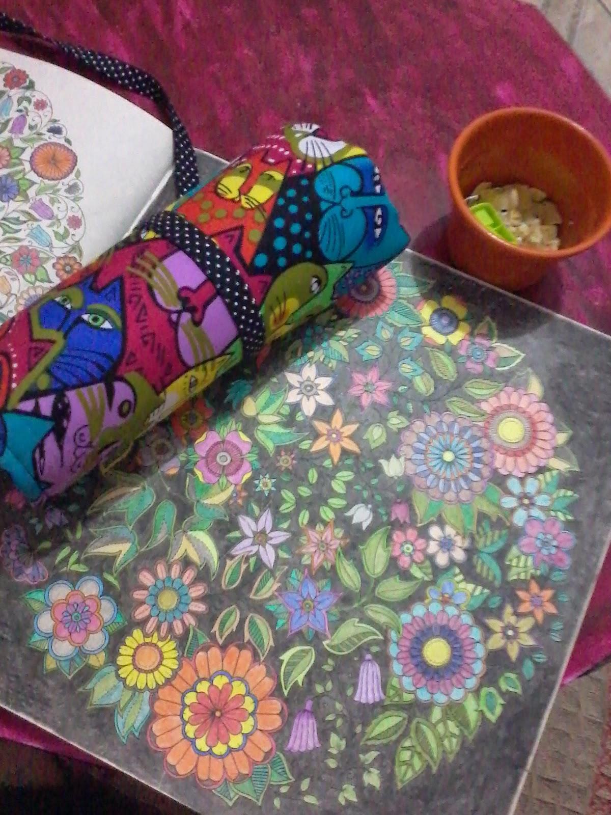 15 livros de colorir para adultos e febre dos livros de colorir para adultos!!! (ou vice versa)