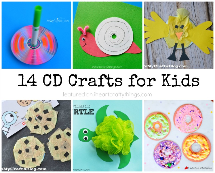 Easy Crafts To Do With Toddlers