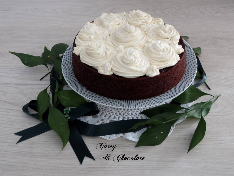 Chocolate Guinnes cake