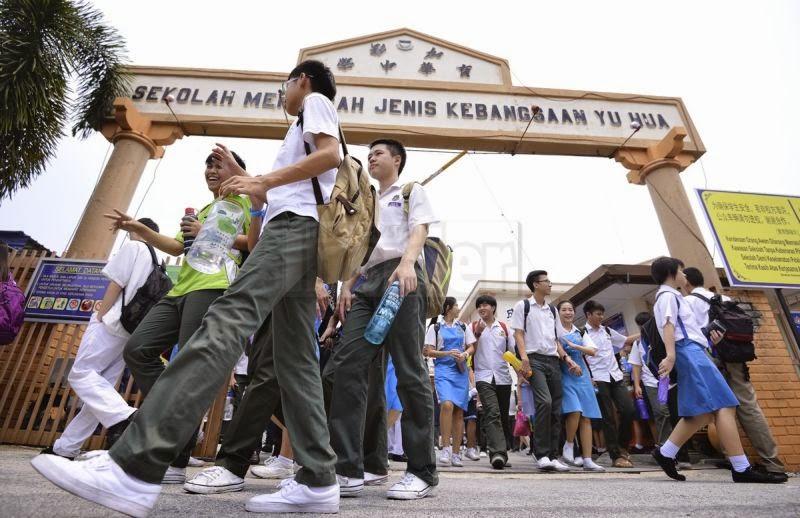 Tutup sekolah vernakular bercanggah undang undang