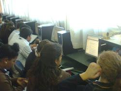 Alumnos de 5to 1 Humanístico 2012 del Liceo Pando II